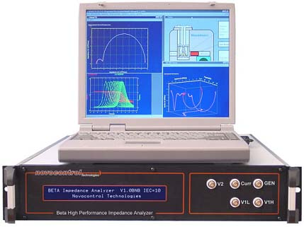 阻抗分析仪 Beta系列