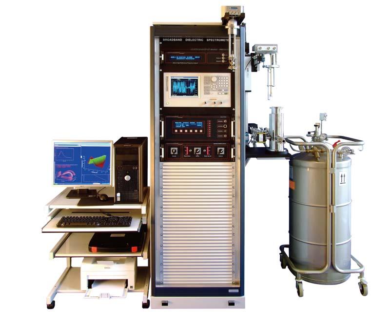 Novocontrol宽频介电阻抗谱仪