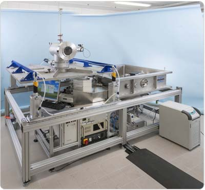 极紫外反射率测试系统