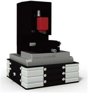 简易型原子力显微镜