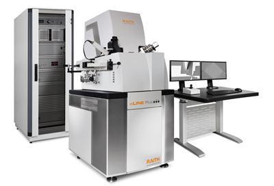 eLINE Plus灵活的电子束曝光和纳米工程平台